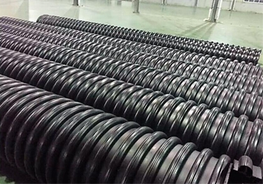 内肋增强聚乙烯(PE)螺旋波纹管厂家