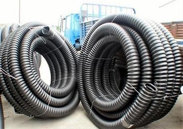 HDPE碳素螺旋管规格