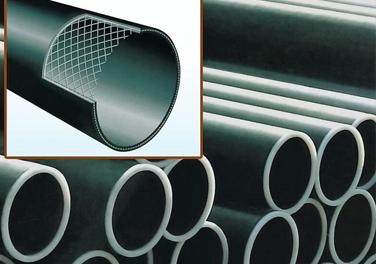 PE钢丝网骨架塑料复合管订购