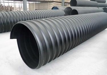 HDPE钢带增强螺旋波纹管供应商