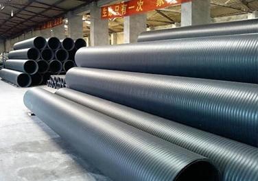 HDPE中空增强缠绕管厂家