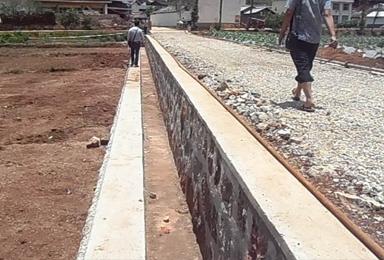 云南省施甸县环城路改造工程